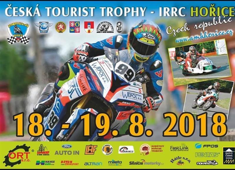 [IRRC] ČESKÁ TOURIST TROPHY 2018 Image